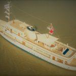 Верфь Feadship завершила работы по реконструкции яхты Istros